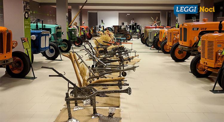 """""""Museo storico del trattore"""": un tuffo nel passato per riscoprire le nostre origini"""