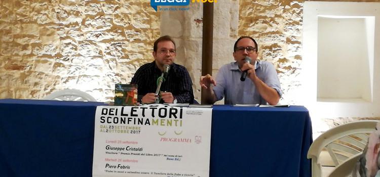 """Festa dei Lettori 2017: Fabris chiude il ciclo di incontri con le fiabe """"in sassi e salsedine"""""""