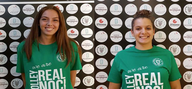 Volley: con Andresini e Di Tommaso si conclude la campagna acquisti della Deco Domus