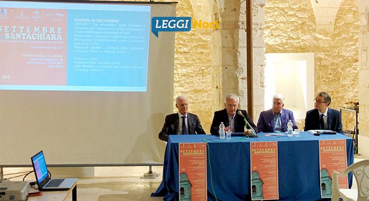 I 50anni della Biblioteca comunale nell'ultimo appuntamento di Settembre in Santa Chiara