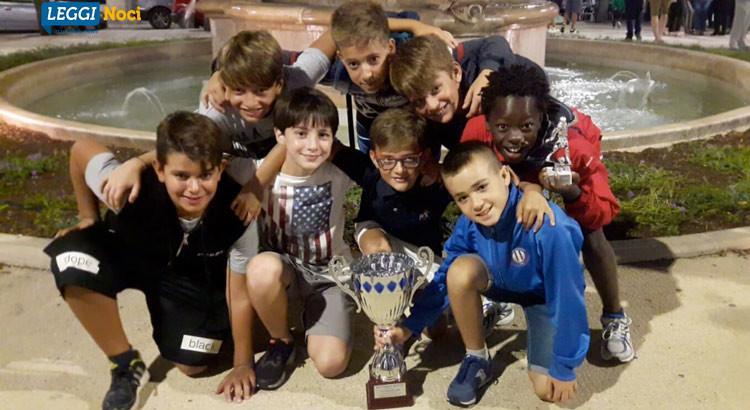 24° Trofeo di San Rocco: i Modù vincono sotto la pioggia