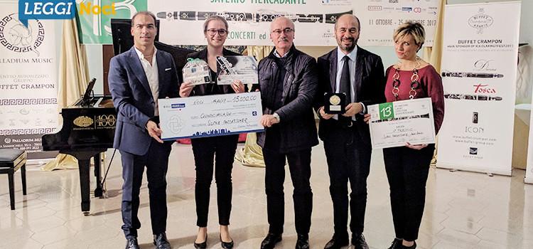"""All'italiana Sophie Pardatscher la 13° edizione del concorso """"Saverio Mercadante"""""""