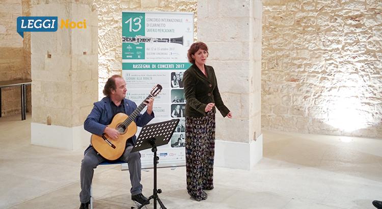Maurizio Di Fulvio e Alessia Martegiani