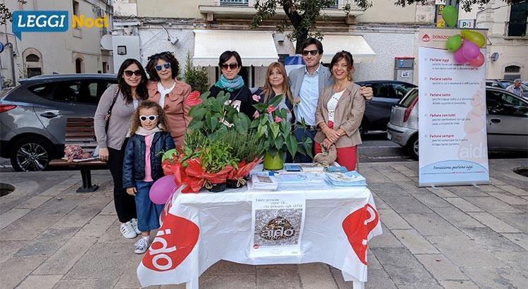XVI Giornata Nazionale Aido, in piazza per sensibilizzare alla donazione