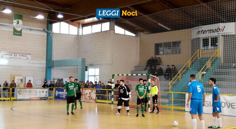 C5: Futsal Noci si aggiudica il derby contro il Noci Azzurri 2006