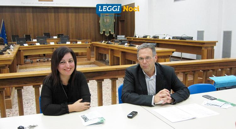 l'Ass Lorita Tinelli e il M° Antonio Tinelli