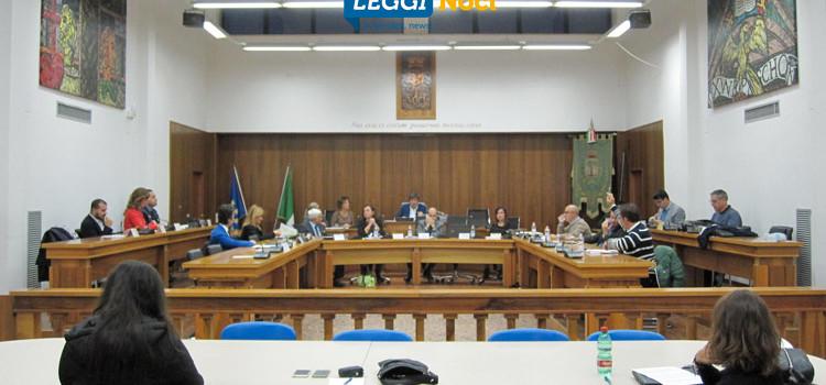 Consiglio Comunale: approvati NCC, agevolazioni per il centro storico e trasferimento CPI
