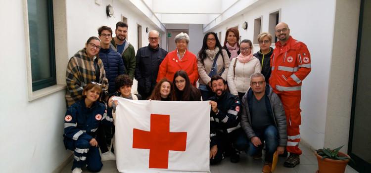 13 nuovi volontari CRI