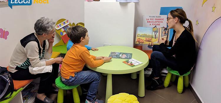 """""""Festa dei nonni"""", la lettura unisce grandi e piccoli"""