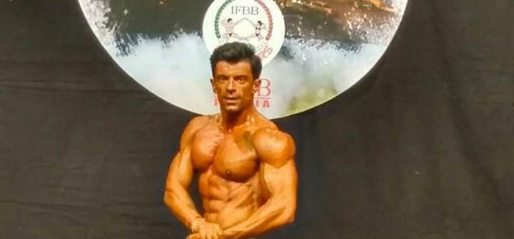 Bodybuilding: il nocese Loparco conquista l'IFBB Beginners