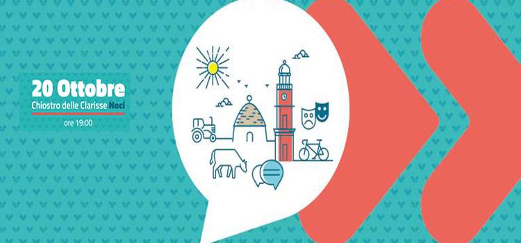 Un laboratorio di idee e partecipazione per far ripartire la città