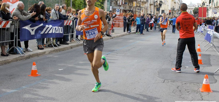Montedoro: Francesco Minerva vince la gara di Bitonto