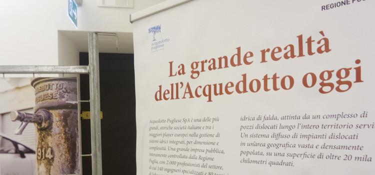 Il mondo delle fontane  pubbliche in mostra a Putignano