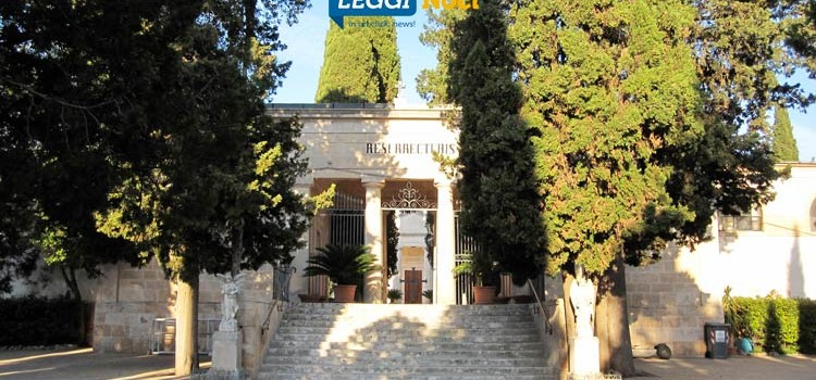 Nuova gestione dei loculi cimiteriali