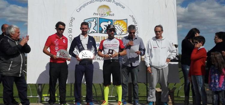 Duathlon Sprint: a Seclì la Otrè TT fa incetta di premi