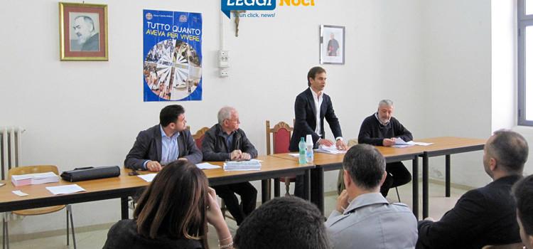 PD: il congresso cittadino sceglie la continuità, confermato Plantone