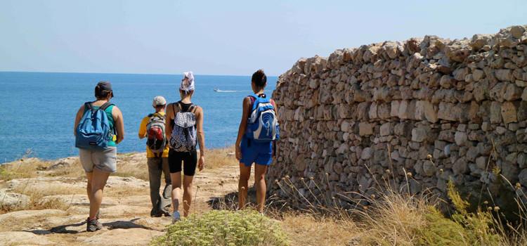 Dalla collina al mare, nuova edizione del percorso di trekking firmato Green City