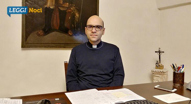 Il messaggio di Pasqua di don Stefano Mazzarisi