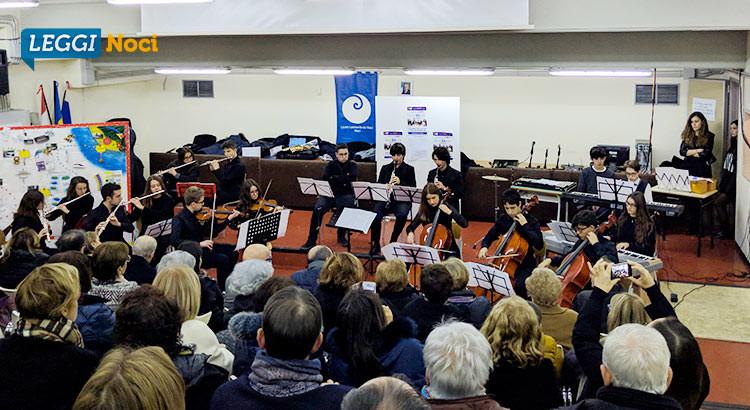 L'OrchExtra Giovanile inaugura i festeggiamenti dei 50 anni del Liceo Scientifico