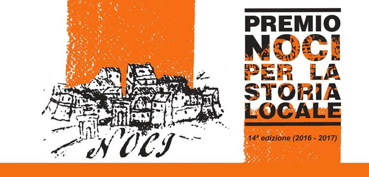 """""""Premio Noci per la storia locale"""", oggi la cerimonia di premiazione"""