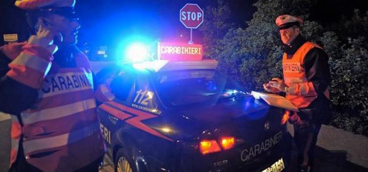 Carabinieri mettono in fuga ladri di rame, recuperati 2.500 metri di cavi della rete elettrica