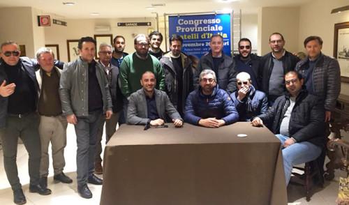FdI-An: 4 delegati nocesi al congresso nazionale di Trieste