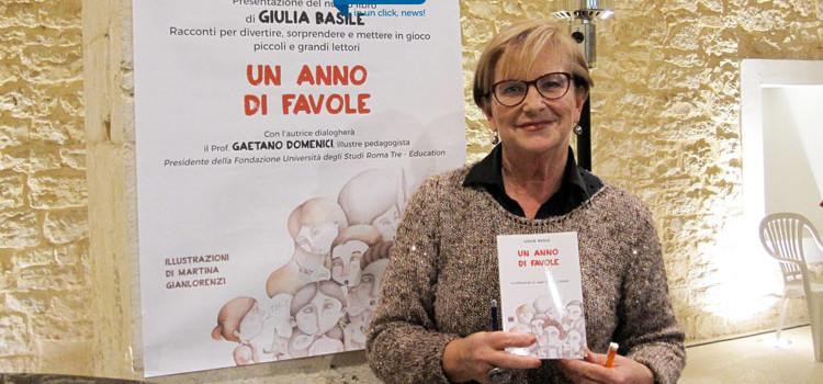 """""""Un anno di favole"""", il mondo della fantasia di Giulia Basile"""