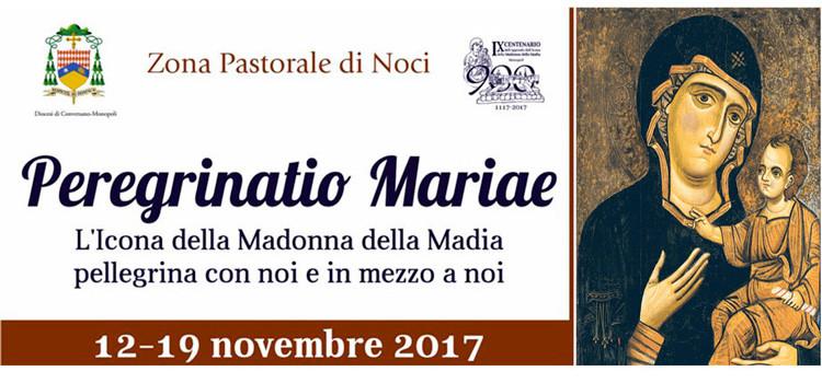 Peregrinatio Mariae: la Madonna della Madia a Noci