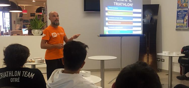 OTT: Antonacci spiega le ragioni del Triathlon
