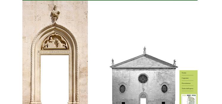 """""""Il velo del tempio"""" sarà la nuova porta della Chiesa Matrice"""