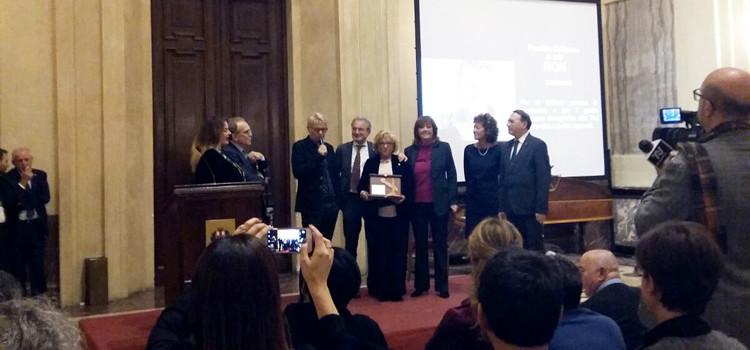 Il gioiese Orazio Svelto premiato a Milano