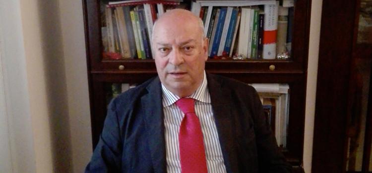 """Premio """"Umanesimo della Pietra"""" al prof. Poli"""