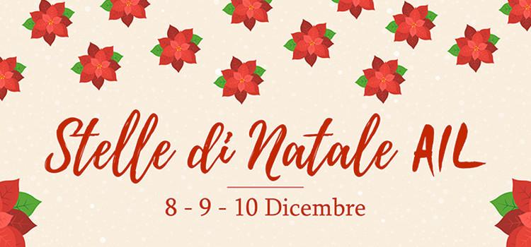 Anche a Noci la 29^ edizione delle Stelle di Natale AIL