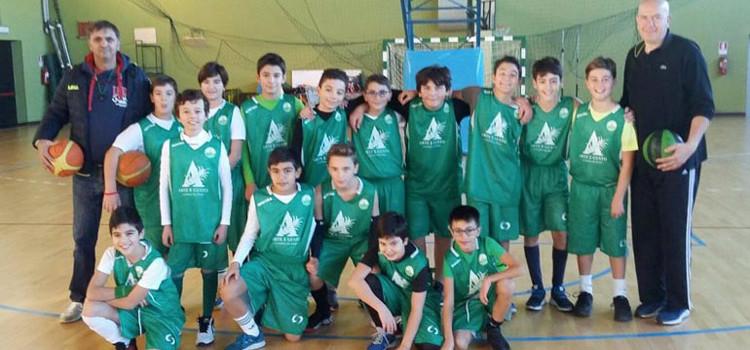 Parte l'avventura degli Esordienti della Basket School Noci