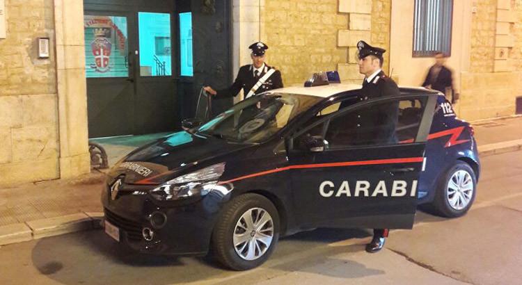 Controllo a largo raggio dei Carabinieri: 4 denunce per furto e 2 patenti ritirate