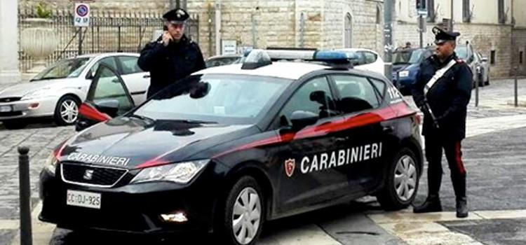 Arrestato per furto di portamonete