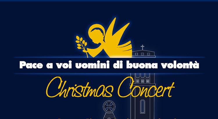 Christmas Concert: note classiche con Paoli e Paciotti