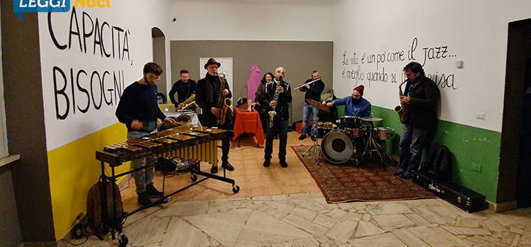 """Il Collettivo SubArdente """"improvvisa"""" al Centro Tinelli"""