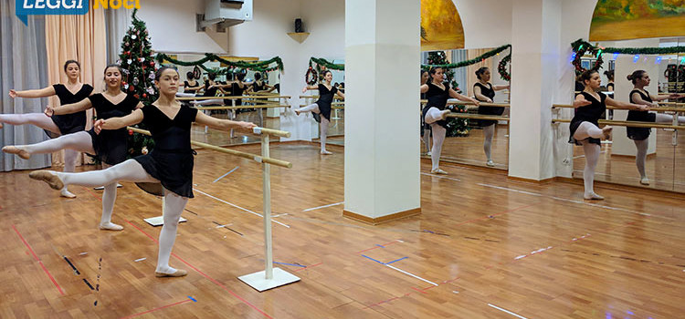 Il Natale delle scuole di danza nocesi: tra balli, musica e teatro
