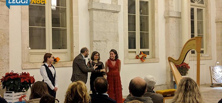 Darf: musica e teatro con il duo Lamanna-Lenoci