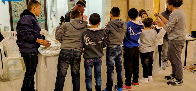 """""""I sentieri di dialogo interreligioso"""": l'arte come mezzo d'integrazione tra nocesi e siriani"""
