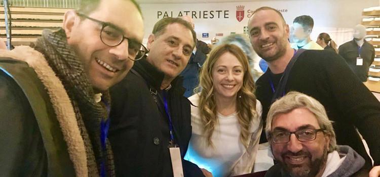 """FdI a Trieste: """"Parallelismo con eventi politici locali"""""""