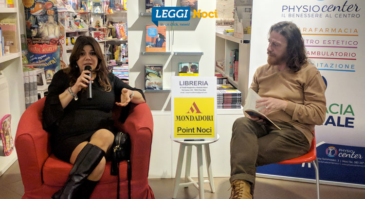 """""""Incontri in libreria"""": Gabriella Genisi racconta il suo ultimo libro"""