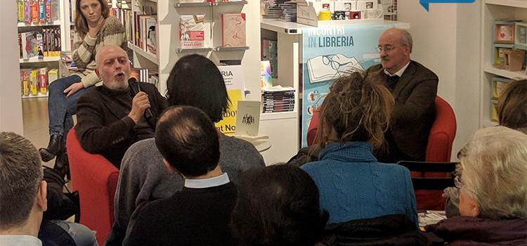 """""""La ferita e l'obbedienza"""": l'opera di Vittorino Curci apre la rassegna """"Incontri in libreria"""""""
