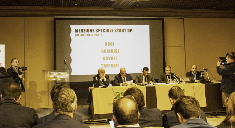 Comuni Ricicloni 2017, a Noci menzione speciale Start Up
