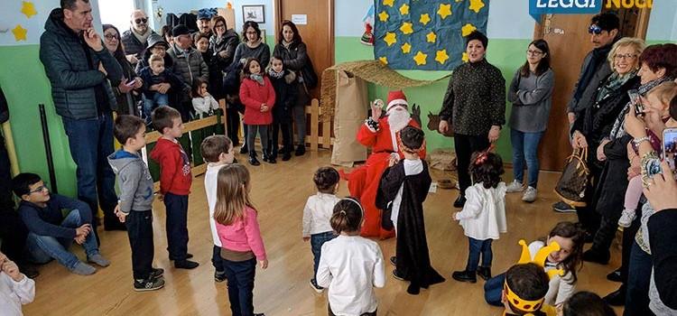 I bambini della ludoteca Girotondo riscoprono il vero significato del Natale