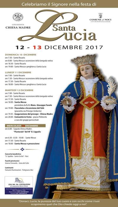 santa-lucia-programma-2017