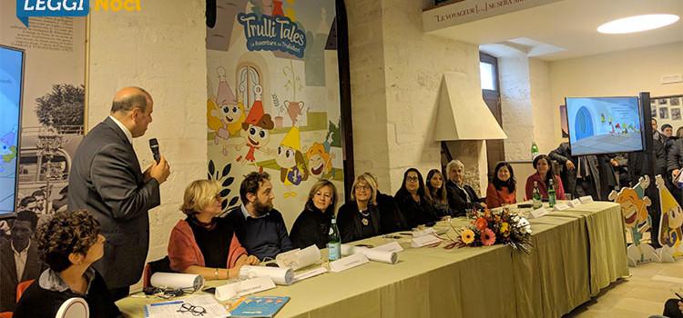 """""""Trulli Tales. Le Avventure dei Tullalleri"""", un cartoon per far conoscere la Puglia al mondo"""