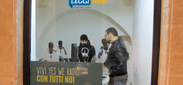 """Vivi Yes We Radio"": raccolti 254 Euro"