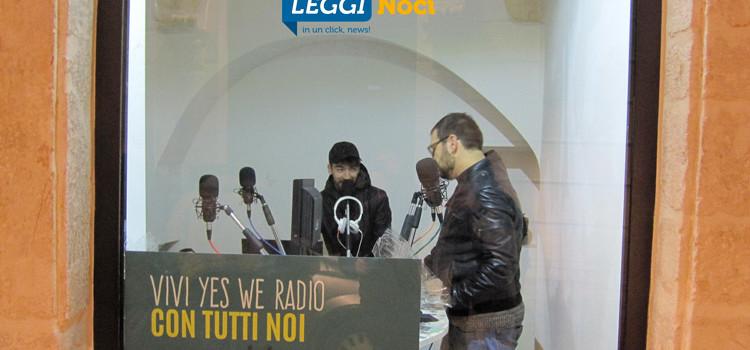 """Vivi Yes We Radio"": raccolti 254 Euro"